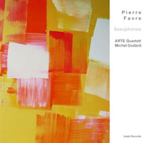 Pierre Favre: Saxophones