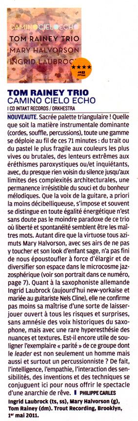 Jazz Magazine Jazzman