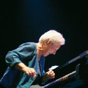 Irène Schweizer (by Francesca Pfeffer)